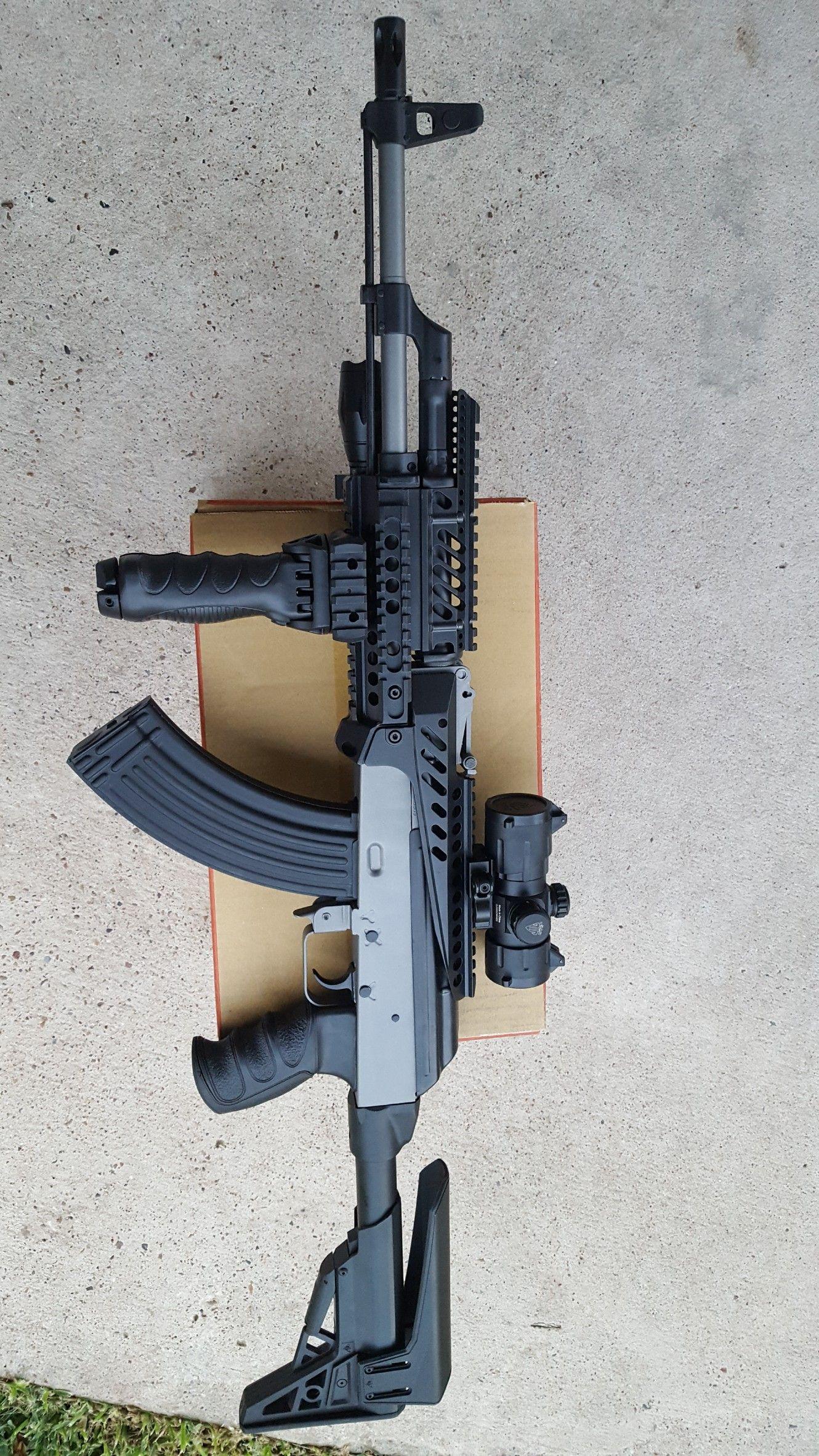 Pin on ar ak rifle shit