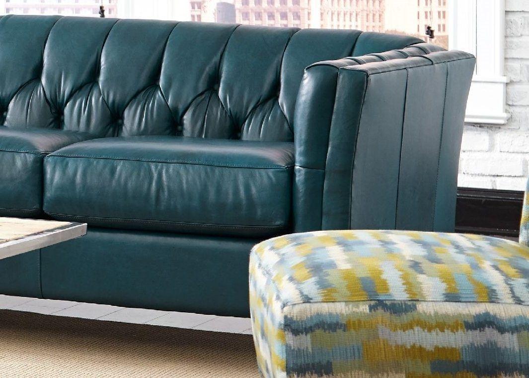 Best Turquoise Leather Sofa Leather Sofa Sofa Turquoise Leather 400 x 300