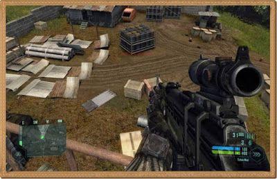 Crysis Warhead PC Games
