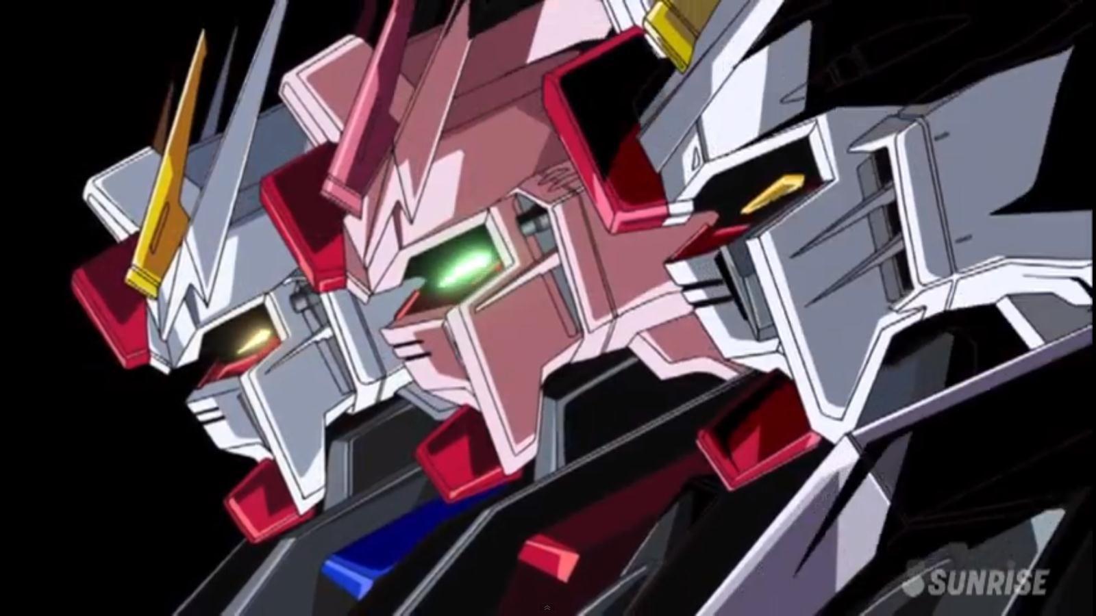 Gundams | Mobile Suit Gundam Seed | Pinterest | Gundam seed ...