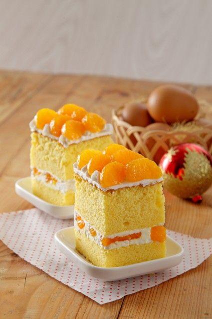 Cake Jeruk Sajian Sedap Kue Bolu Resep Resep Kue