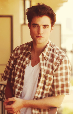 Rob, I'll be faithful to you till my dying day.