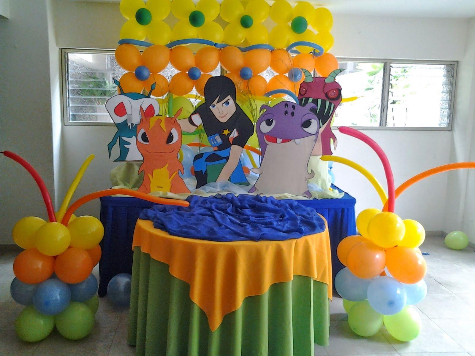decoracion de fiesta bajoterra Buscar con Google