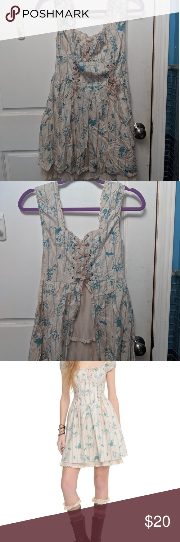 Hot topic exclusive Cinderella collection dress Great condition Hot Topic Exclusive dress From limited edition Cinderella collection!