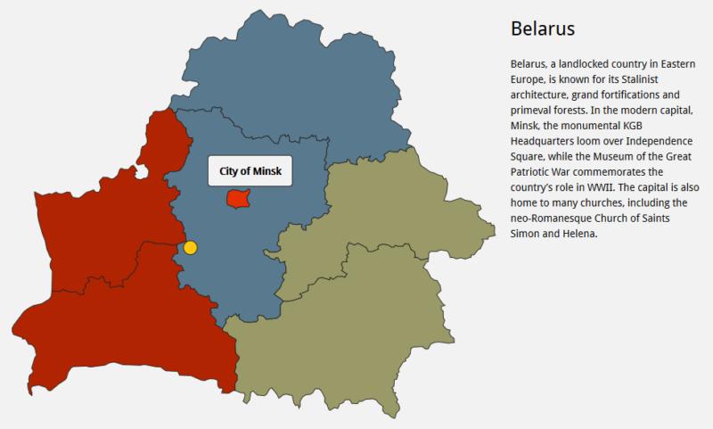 Free javascript map of belarus free javascript maps pinterest free javascript map of belarus gumiabroncs Image collections
