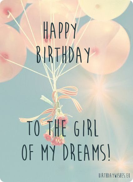 Birthday Cards And Images For Girlfriend Yahoo Image