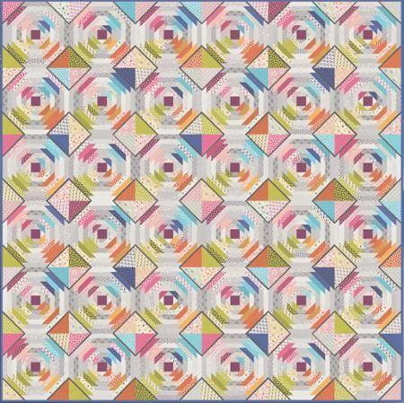 Moda Quilt Kit - Lollies   Quilts 3   Pinterest   Quilt patterns ... : free quilt patterns moda - Adamdwight.com