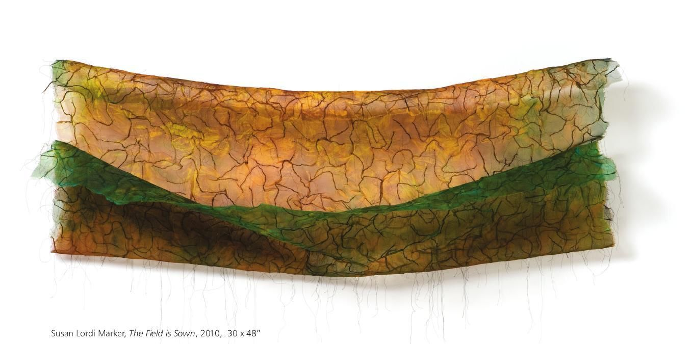 #ClippedOnIssuu from Traces: Mapping a Journey In Textiles
