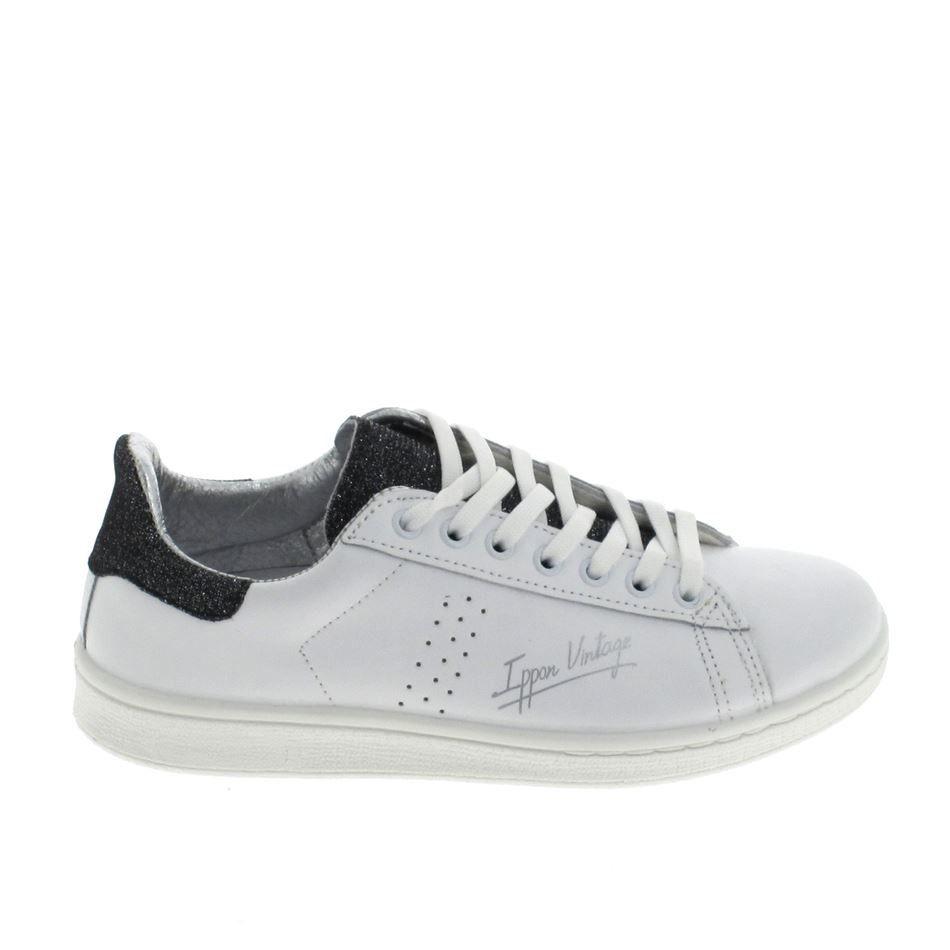 Basket -mode - Sneakers IPPON VINTAGE Run Velvet Argent AVvX3AJ
