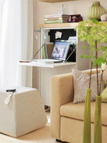 Oficina en casa con personalidad | Pinterest | Trabajo para ...
