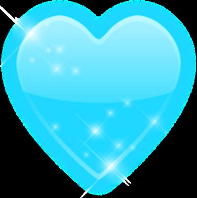 Happy Birthday Beth Blue Heart Heart Wallpaper Colorful Heart