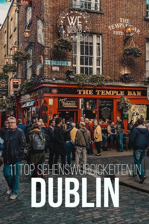 Puntos de referencia de Dublín: 11 grandes cosas para ver y hacer