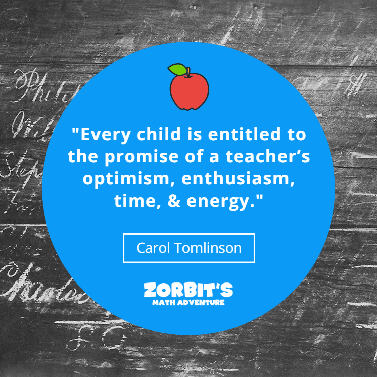 Every Child Is Entitled To The Promise Of A Teachers Optimism