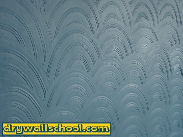 Pictures Of Various Drywall Textures For Ceiling Possibilities