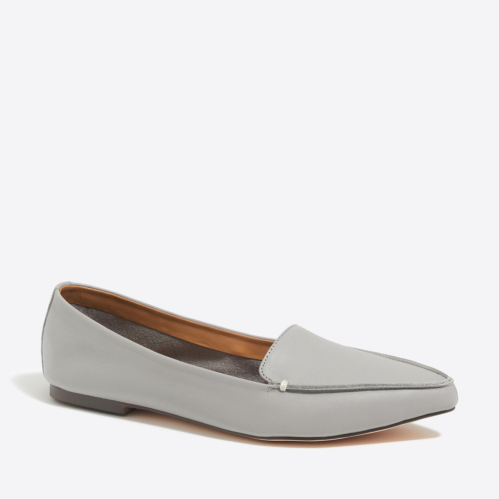 1ebbc04f7b3 Edie leather loafers - Women s Footwear