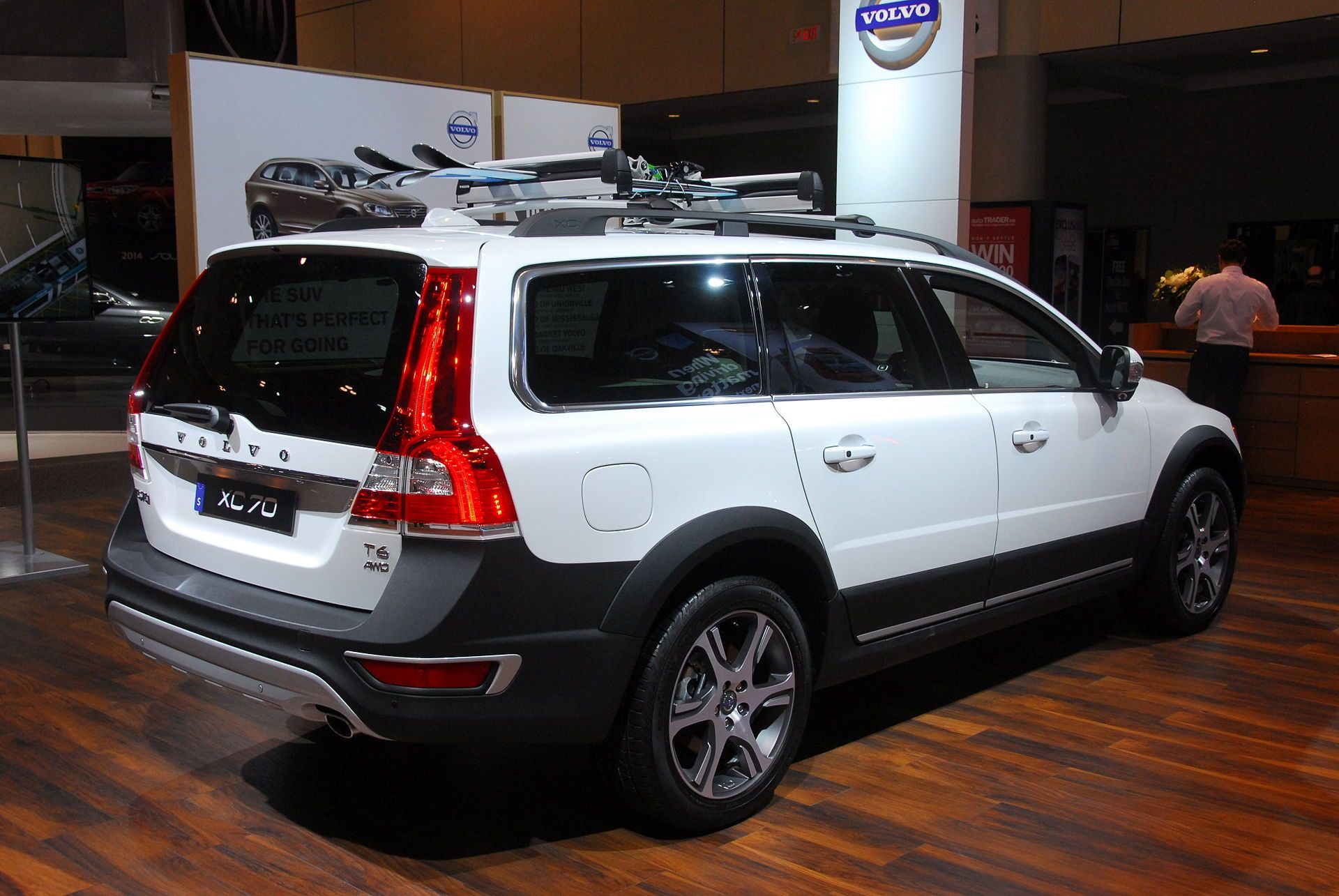 2014 Canadian International AutoShow 0060 (12645183643