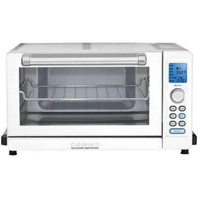 Cuisinart Deluxe Convection Toaster Oven Broiler Color