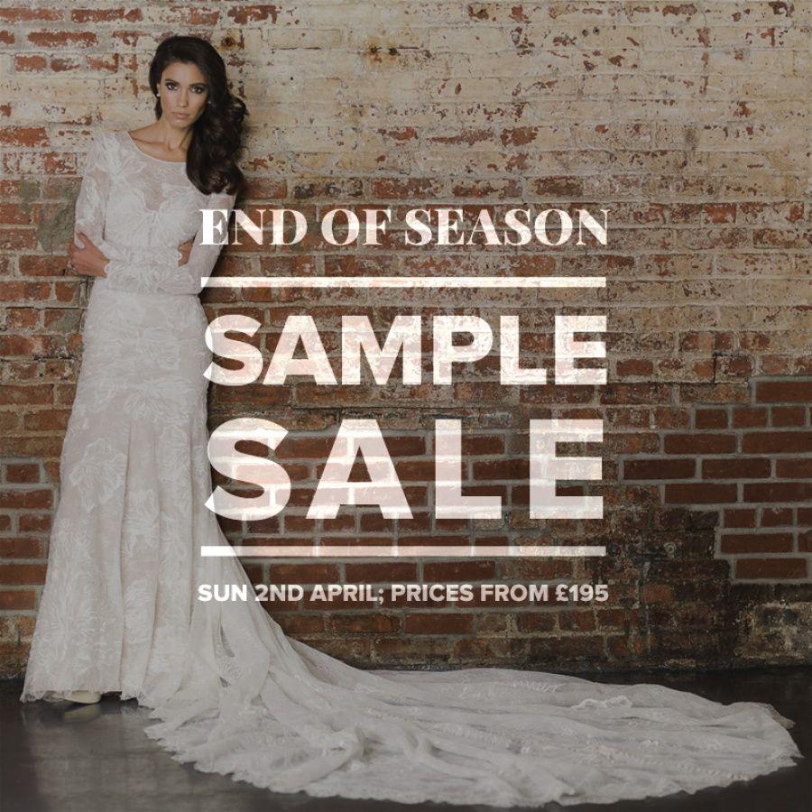 Sample Sale London Bride Couture -- London -- 02/04   Sample Sales ...