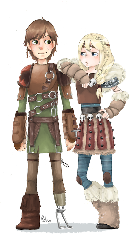 Hiccup and astrid how to train your dragon how to train your