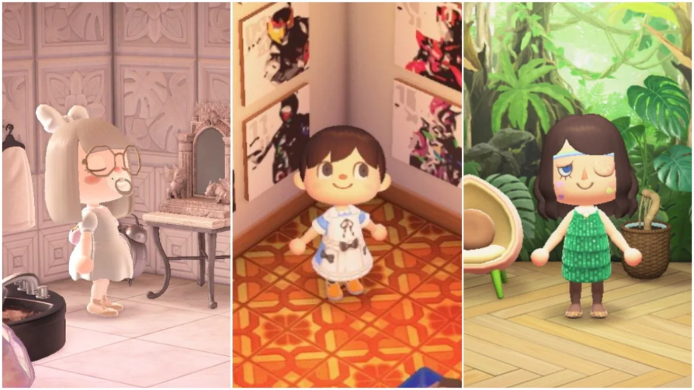 In Animal Crossing: New Horizons, People Are Decorating ... on Animal Crossing New Horizons Living Room Ideas  id=19227