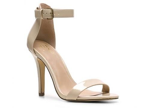 Mix No 6 Rayelle Sandal DSW nude strappy