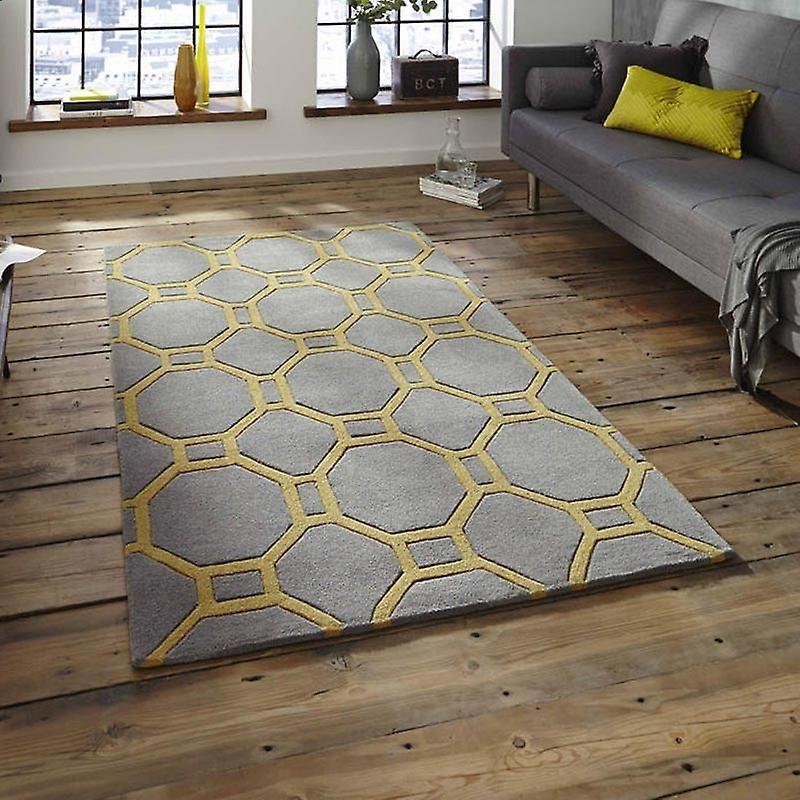 fruugo.eshk4338 de alfombras hong kong grid