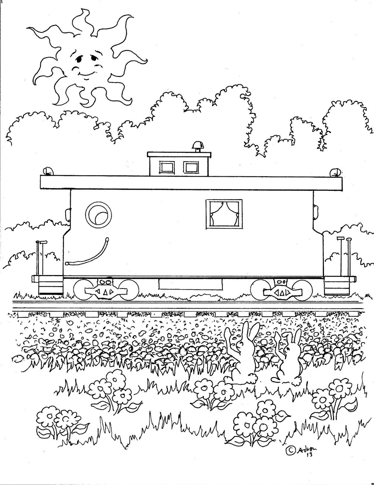 Pin von Adron Dozat auf Coloring Pages for Kid | Pinterest