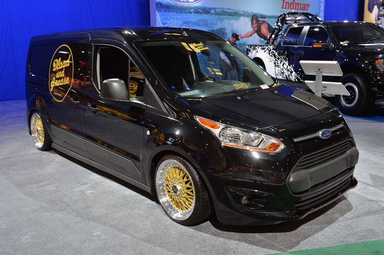 Ford Transit Connect Goruntuler Ile