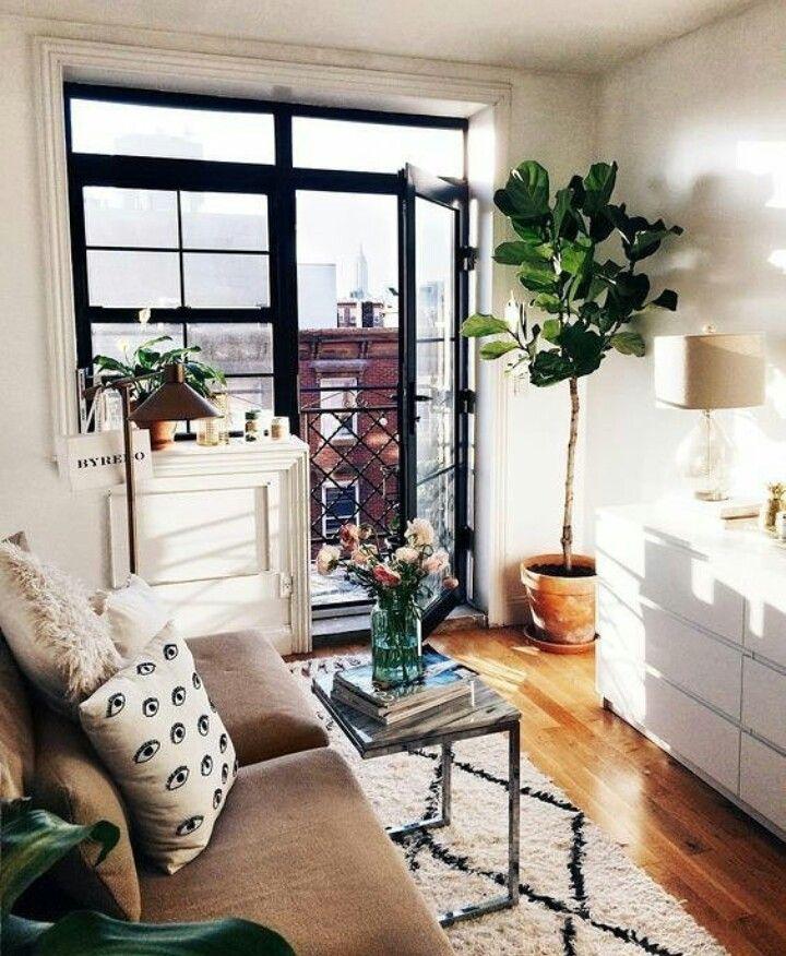 Wohnzimmer Wohnen Pinterest Kunststudios, Pflanzen und Wohnzimer - pflanzen dekoration wohnzimmer