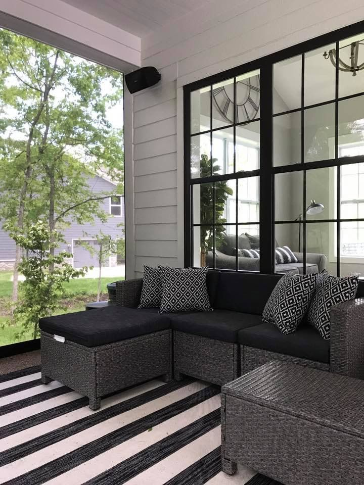 Pin By Theresa Turner On New House : Patio