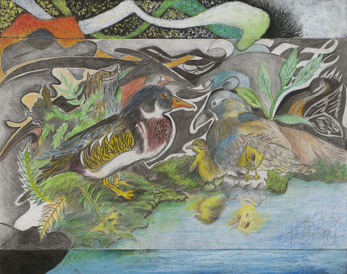2014 Earth Day Art Contest Winner Anthony A  11th Grade