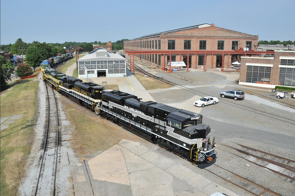 Norfolk southern heritage our colorful
