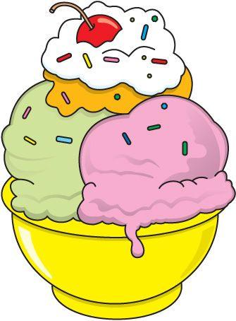 Free Ice Cream Sundae Clipart Clipart Panda Free Clipart Images Ice Cream Sundae Ice Cream Party Sundae