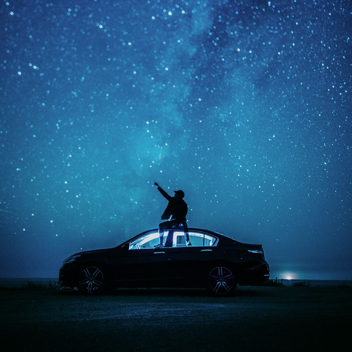 Find magic in the stars from the comfort of the 2017 Honda