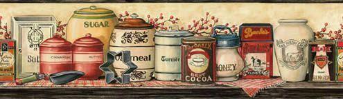 Cenefa de cocina cocinas cenefas decorativas cenefas for Guardas decorativas para cocina