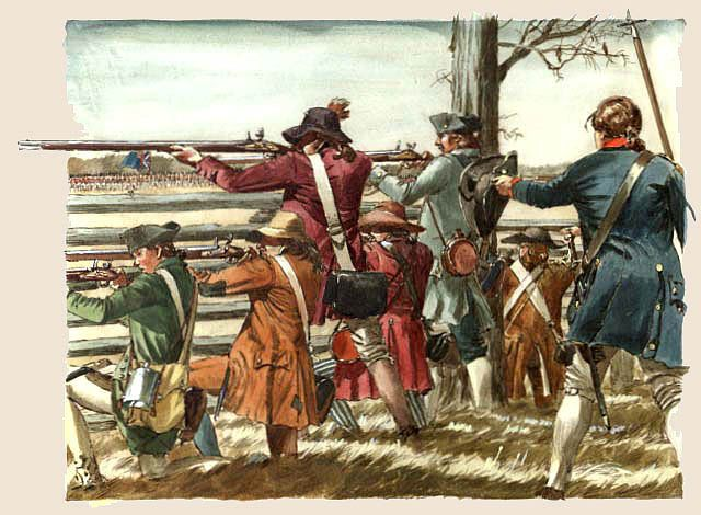 what battle did the americans win their independence from britain in 1781? by Andrea Petersen