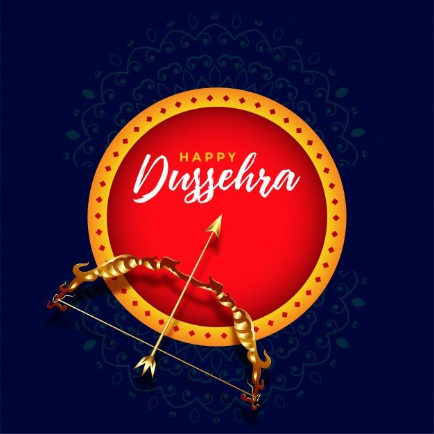 Download Happy Dussehra Background for free