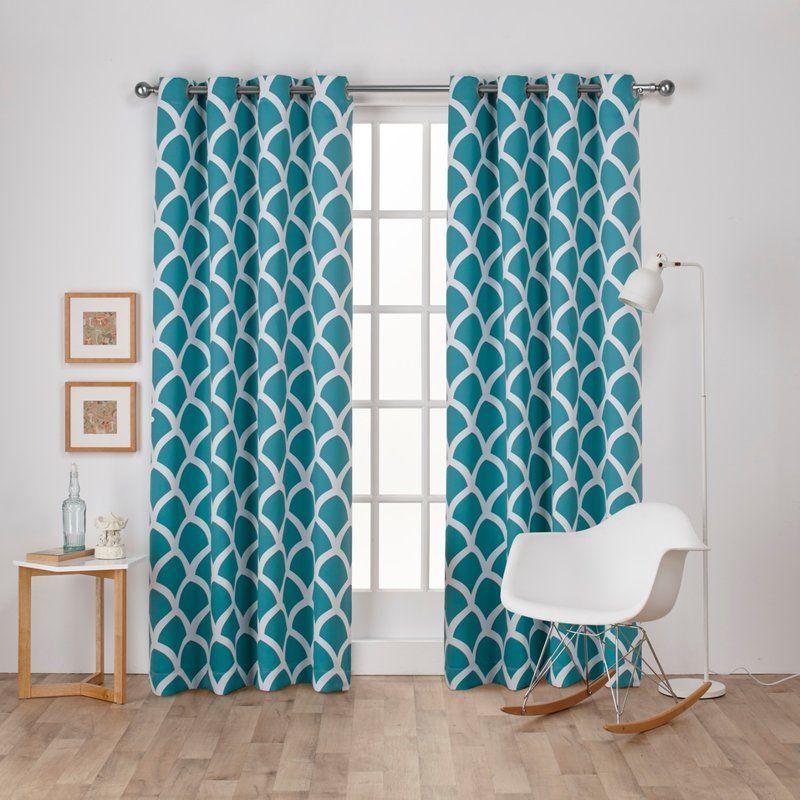 0cc0669fb81552126c1c1e8e69de0e26 - Better Homes And Gardens Basketweave Curtain Panel Aqua