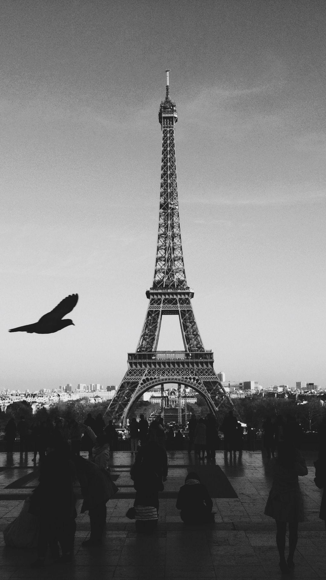 Paris Black And White Wallpaper Ios Paris Black And White White Wallpaper Black And White Wallpaper