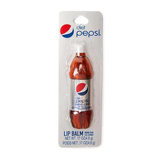 Diet Pepsi Flavored Lip Balm  | Claire's