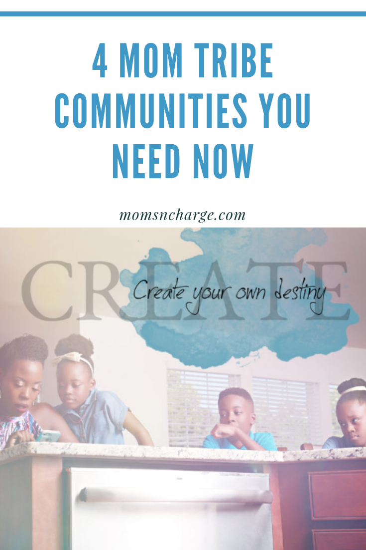 Why you need a mom tribe and how to find them. The