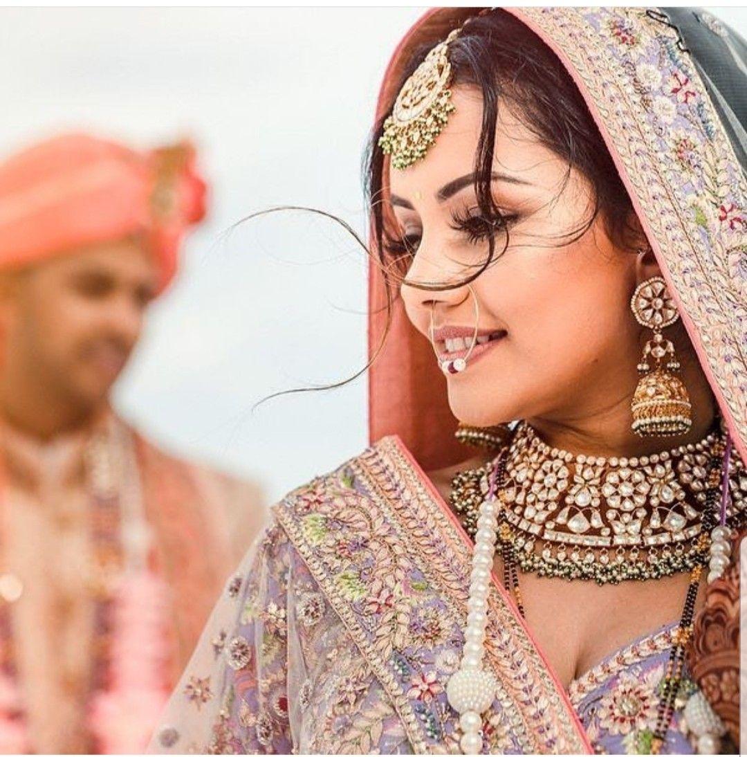 Kaushal Beauty Wedding: Indian Wedding Bride, Indian Bridal Makeup