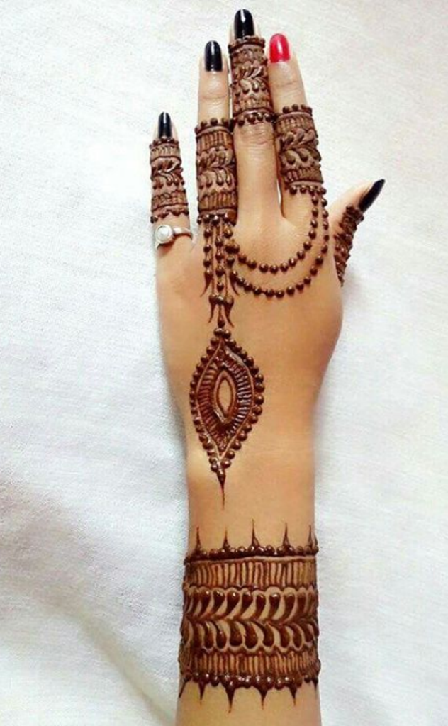 New Back Hand Mehndi Designs 2018 For Girls Mehindi Pinterest