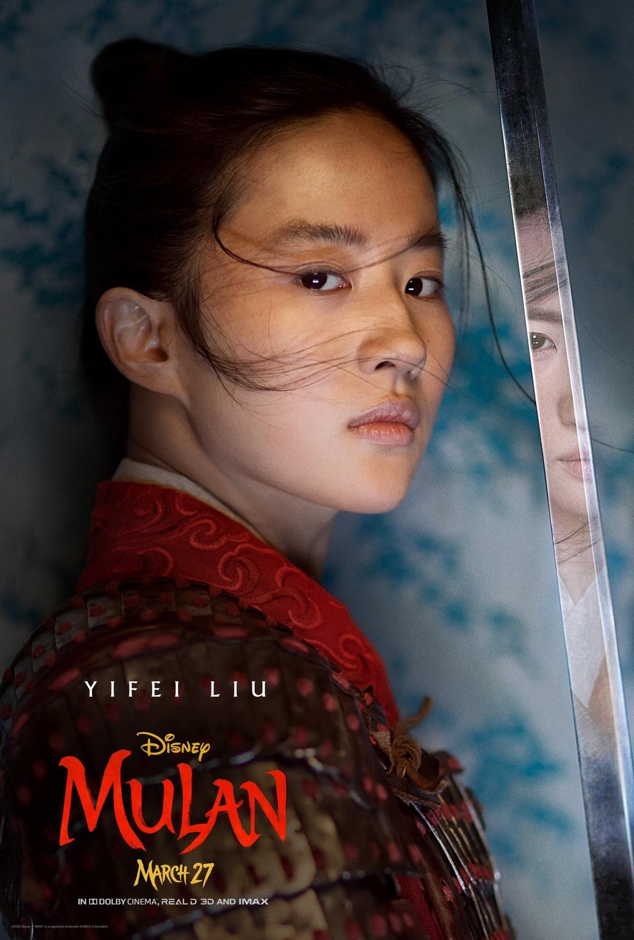 Liu Yifei As Hua Mulan In Mulan 2020 By Artlover67 On Deviantart Mulan Movie Hua Mulan Free Movies Online