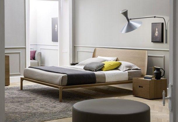 Letti di Design e Moderni | Novamobili | letti | Schlafzimmermöbel ...
