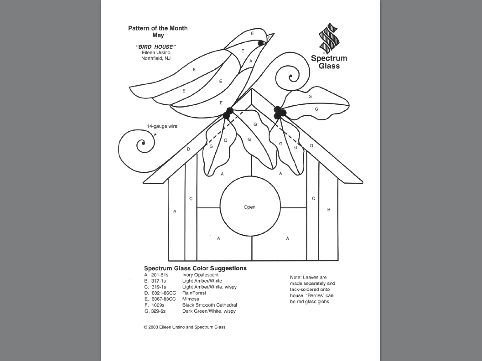 Exelent Wire Glass Patterns Photo - Electrical Circuit Diagram Ideas ...