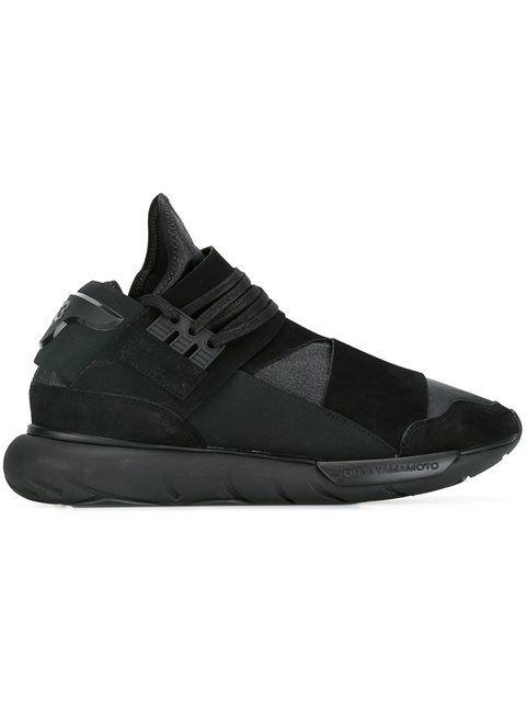cheaper 21f11 28da9 Explora Zapatos De Cuero Para Hombre ¡y mucho más! Y-3 Lace-Up Sneakers.   y-3  shoes  flats