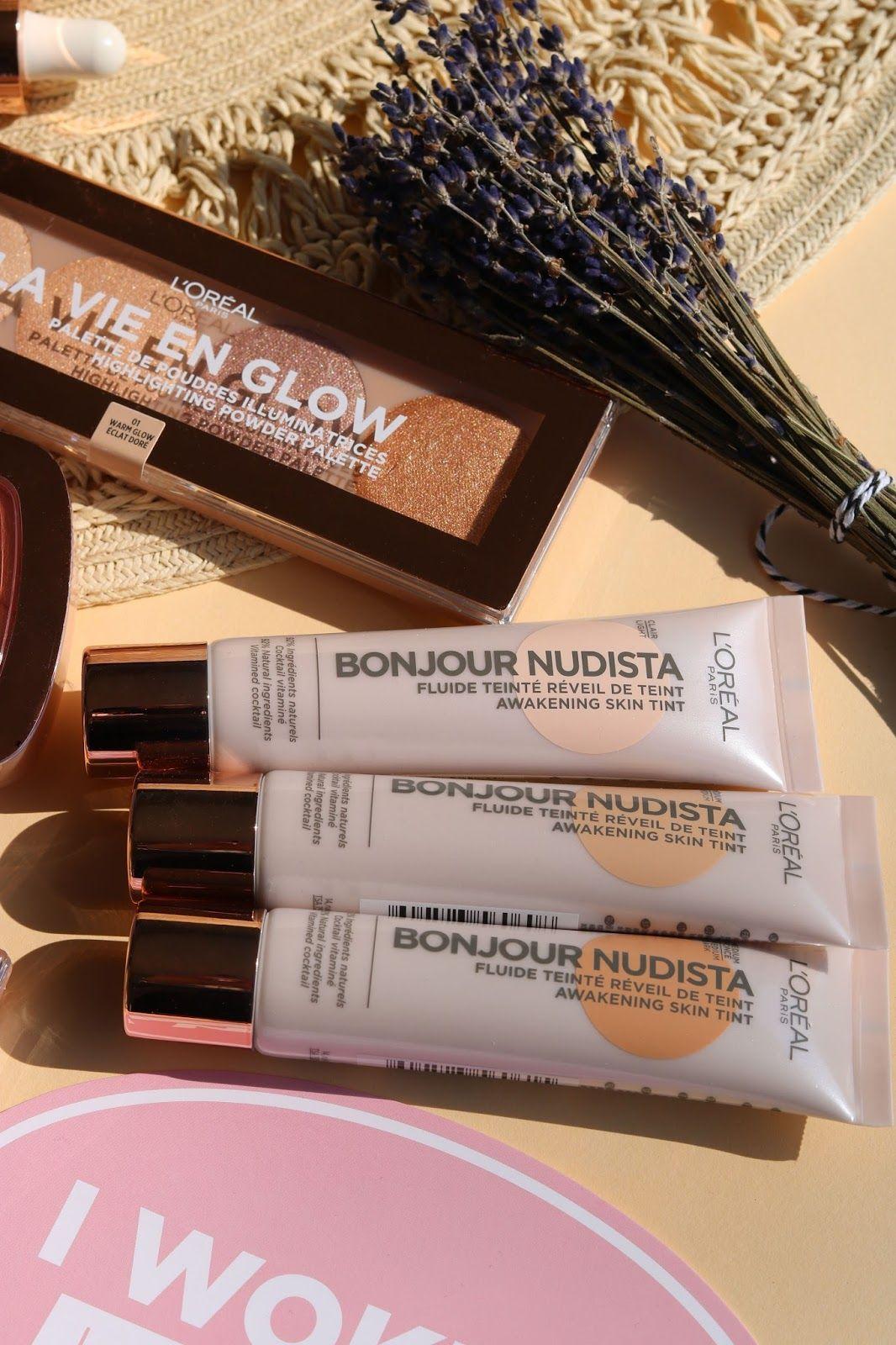 Wake up and glow mit den neuen Sommer Produkten von L'Oréal