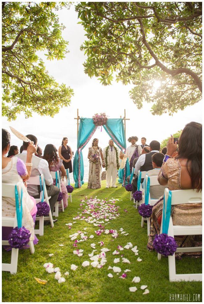 Kukahiko Estate, Sunset Wedding, Maui Wedding, Simple Maui Wedding, Maui Wedding Photography