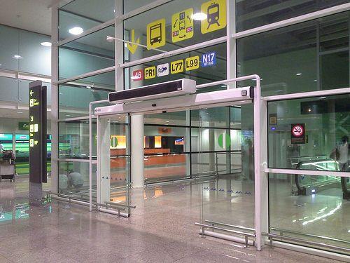 Commercial Entrances Air Curtains Curtains Entrance Commercial